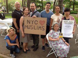 NYC Interfaith Iftar in Brooklyn Heights