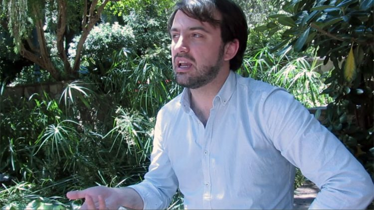 Jorge Sharp: El truc està en no mirar-se el melic i convocar a la gent