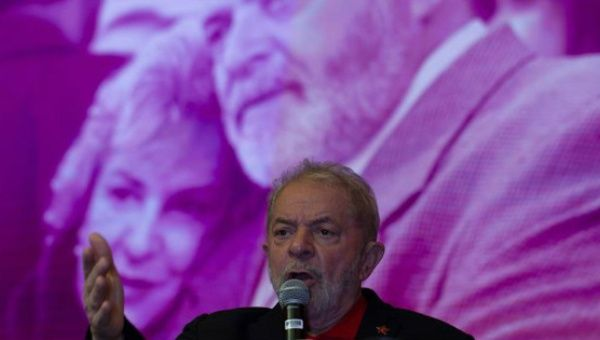 The Centrality of the Meek of the World: Reflections on a Speech by Former President Lula
