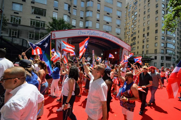 Photos: New York's Annual Puerto Rican Day parade.