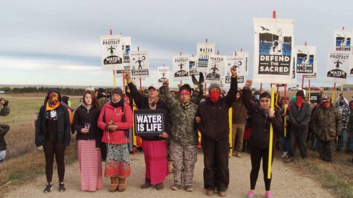 Standing Rock Sioux Wins Major Legal Victory Against Dakota Access Pipeline