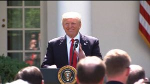 Trump Announces U.S. Withdrawal from Paris Climate Accord