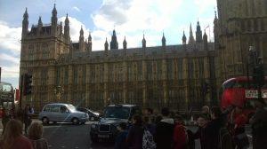 Punto de vista de un londinense sobre el ataque terrorista de ayer