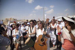 Όταν οι γυναίκες ενώνονται η ειρήνη είναι δυνατή – Συνέντευξη με την Yael Deckelbaum