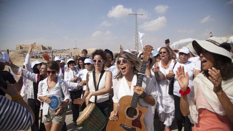 Wenn Frauen sich zusammentun, ist Frieden möglich: Interview mit Yael Deckelbaum