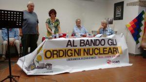Confronto fra TNP e nuovo trattato di proibizione delle armi nucleari