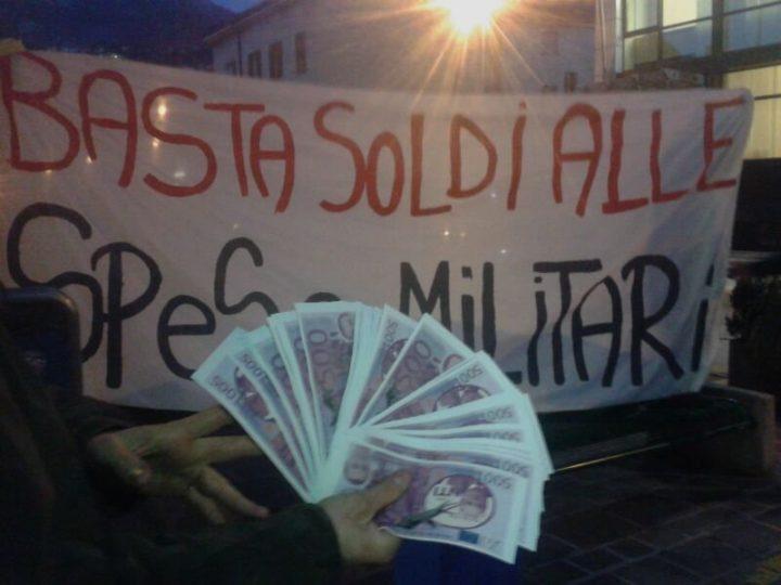 Reducción del gasto militar en el New Deal de DiEM25, una contribución de Pressenza