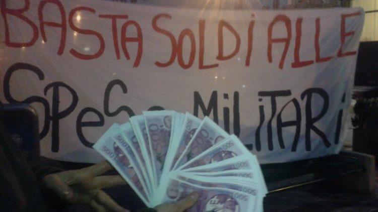 Η μείωση των στρατιωτικών δαπανών στο New Deal του DiEM25, μια συνεισφορά της Pressenza