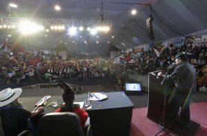Concluye conferencia mundial en Tiquipaya proclamando decálogo para la construcción de la Ciudadanía Universal