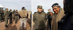 Por orden de Bullrich Gendarmería militariza territorio mapuche