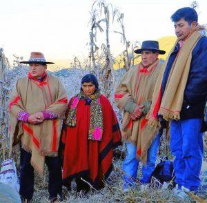Luego del desalojo, la comunidad indígena indio Colalao anuncia que movilizarán a la capital tucumana