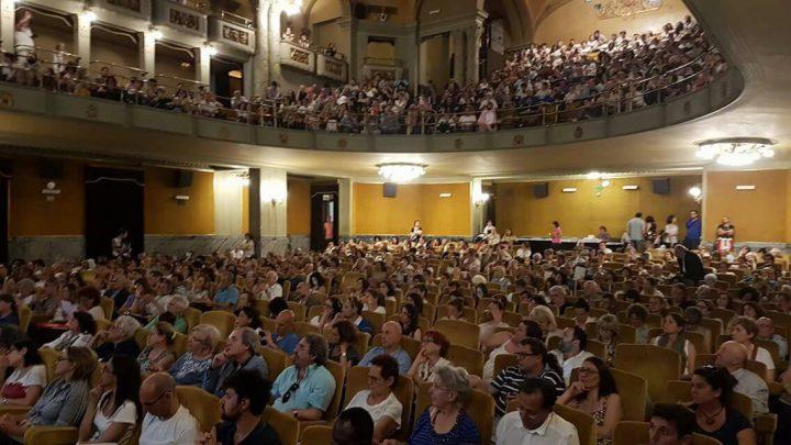 A Firenze una sala piena segue il convegno sulla libertà di cura