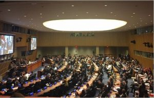 La Convention d'interdiction des armes nucléaires : de la négociation au premier « draft »