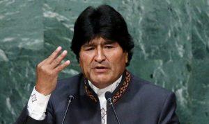 Evo Morales preside el Consejo Nacional de la ONU y advierte sobre crisis mundial del agua