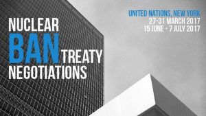 Analyse de la Future Convention d'interdiction des armes nucléaires