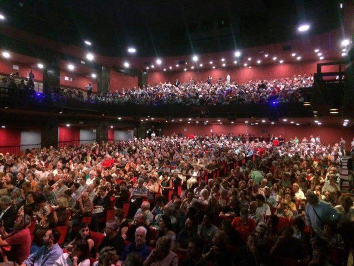 Teatro Brancaccio, per la democrazia e l'uguaglianza