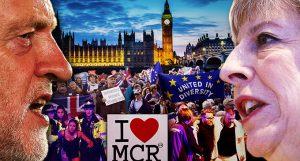 Brexit, terrorismo y ajuste en la campaña británica