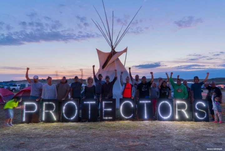 The Water Protectors in Barcelona