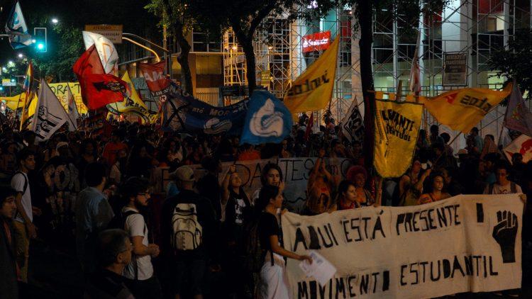 Atos pela Greve Geral e contra a Reforma Trabalhista