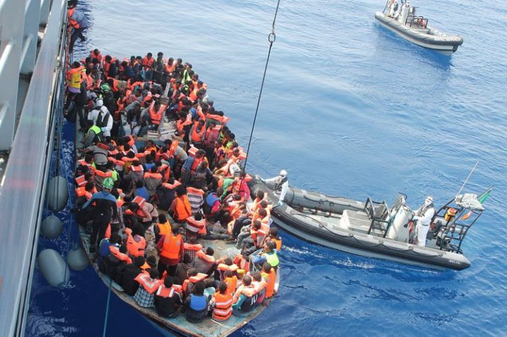 """Ärzte ohne Grenzen bezeichnet Flüchtlingspolitik der EU als """"verheerend"""""""