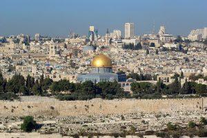 Attivisti e leader politici palestinesi espulsi dalla Città Vecchia di Gerusalemme