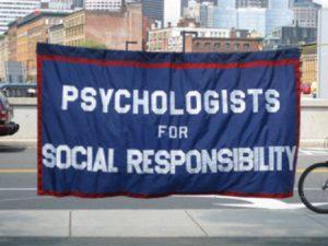 Dichiarazione degli Psicologi per la Responsabilità Sociale
