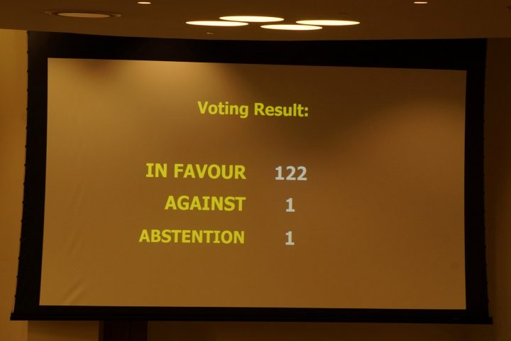 Nations Approve UN Nuclear Weapons Ban, US Opposed
