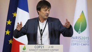 La transizione ecologica di Nicolas Hulot