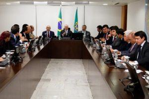 Temer en fase terminal por deterioro moral de política en Brasil