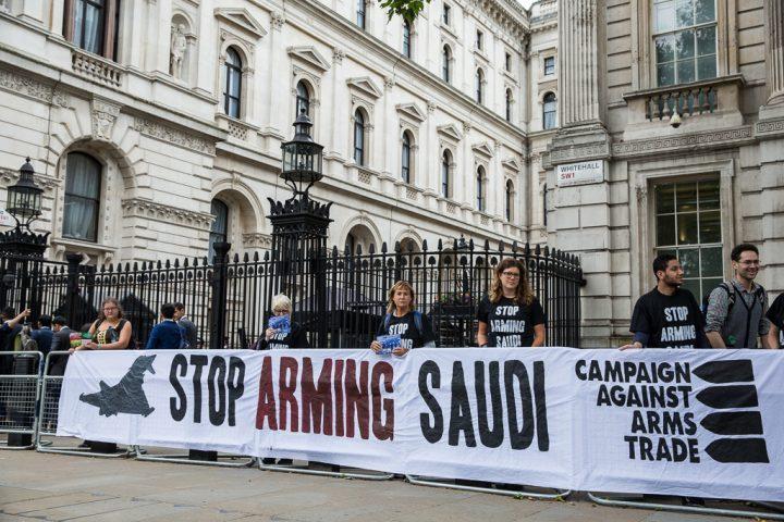 Bombe sullo Yemen: il silenzio sul voltafaccia del M5S