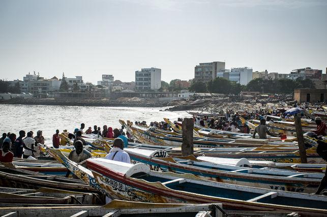 Dejar la pesca para navegar las fronteras: los riesgos de migrar a Europa (3ª parte)