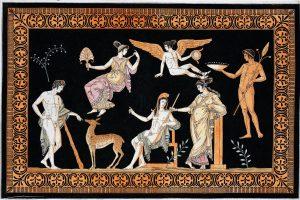 Sir William Hamilton, la Grecia classica, Lady Emma e il Vesuvio