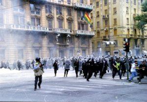 Chi massacrò alla Diaz di Genova torna in Polizia