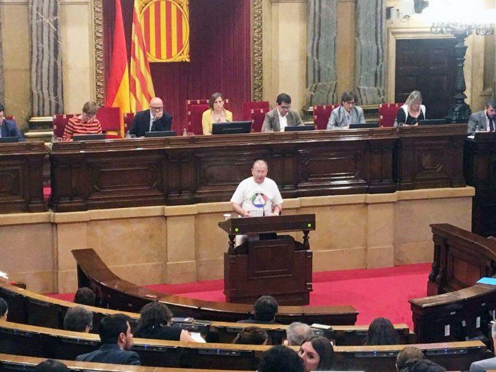 12 de julio, día histórico en Cataluña para la Renta Garantizad de Ciudadanía