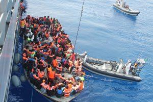 Stabilizing trans-frontier migration