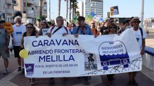 Melilla, paradigma de la Europa-fortaleza