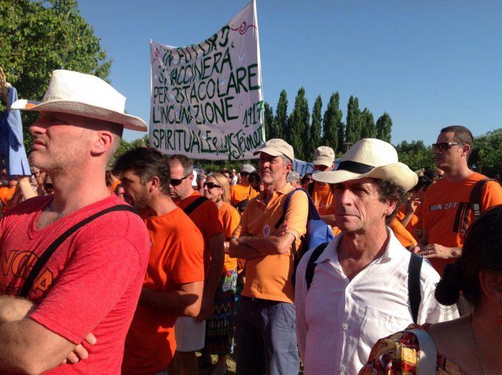 Vaccini: a Pesaro il popolo della libertà di scelta