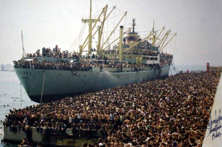 Dal Mediterraneo la salvezza?