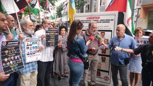 Condenan las duras sentencias contra los presos de Gdeim Izik
