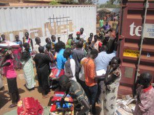 Sud Sudan: le atrocità del conflitto hanno trasformato il granaio del paese in un campo di morte