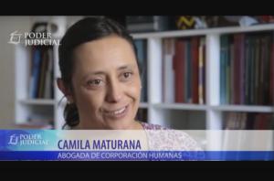 """""""En Chile hay una brecha de representación en los derechos de las mujeres"""" Camila Maturana"""