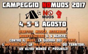 Niscemi. Contro il Muos, campeggio e corteo il 6 agosto
