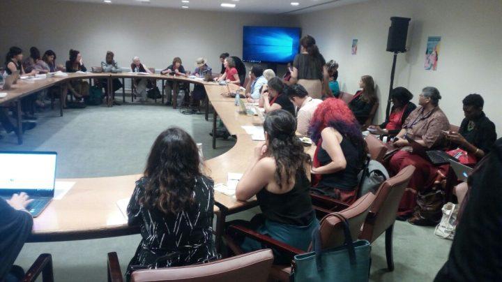 Emancipazione di donne e bambine: un evento parallelo al Forum dell'ONU