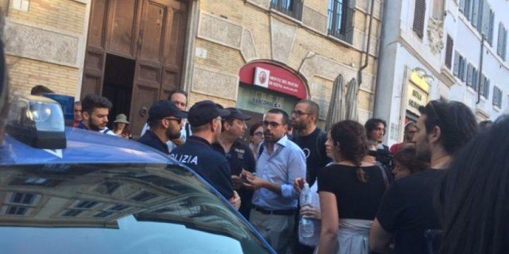 ASGI: vicinanza all'avvocato Gianluca Dicandia