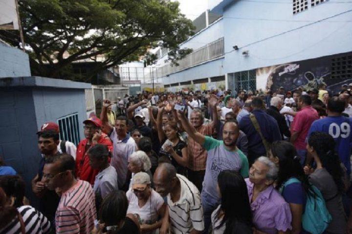 Elecciones Asamblea Constituyente en Venezuela: Voto masivo por la paz