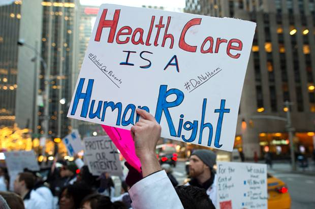 Medicare for All: It's A Matter Of Life And Death
