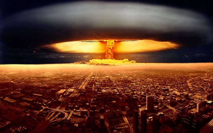 Για την επικρατούσα κάλυψη του πυρηνικού πολέμου και της κατάργησης της πυρηνικής ενέργειας από τα ΜΜΕ