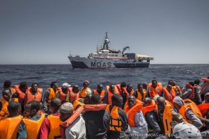 EU: Draft Code for Sea Rescues Threatens Lives