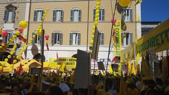 Stop Ceta, le tappe della mobilitazione