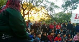 Córdoba: sigue el acampe de las conductoras de trolebuses